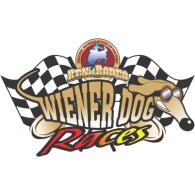 Reno Rodeo Wiener Dog Races logo vector logo