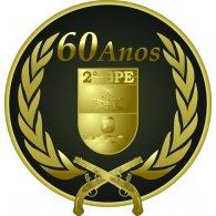 2° Batalhão de Polícia do Exército – 2º BPE 60 anos logo vector logo