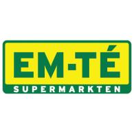 EM-TÉ logo vector logo