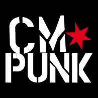 CM Punk logo vector logo