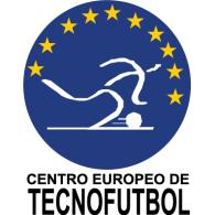 Centro Europeo de Tecnofutbol logo vector logo