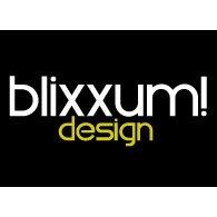 Blixxum! Design logo vector logo