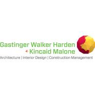 Gastinger Walker Harden +Kincaid Malone logo vector logo