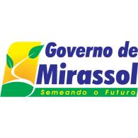Governo de Mirassol logo vector logo