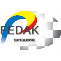 Fedak logo vector logo