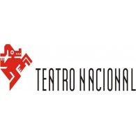 Teatro Nacional logo vector logo