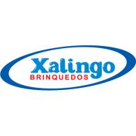 Xalingo Brinquedos logo vector logo