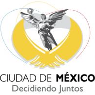 Ciudad de México logo vector logo