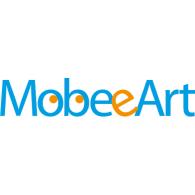 MobeeArt logo vector logo