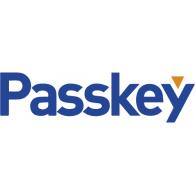 Passkey logo vector logo