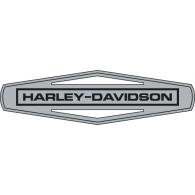 Harley Davidson logo vector logo