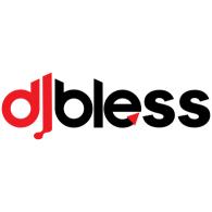 Dj Bless logo vector logo