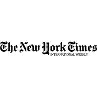 The New York Times International Weekly logo vector logo