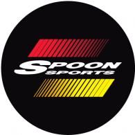 Spoon Sports logo vector logo