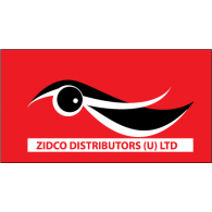 Zidco Distributors (u) Ltd logo vector logo