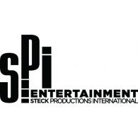 SPI Entertainment logo vector logo