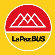 La Paz BUS logo vector logo
