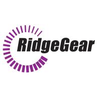 Ridgegear logo vector logo