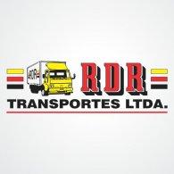 RdrTransportes logo vector logo