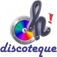 Oh! Discoteque logo vector logo