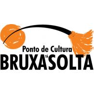 Bruxa Tá Solta logo vector logo