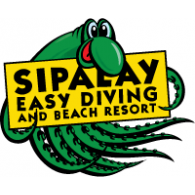 Sipalay Easy Diving logo vector logo