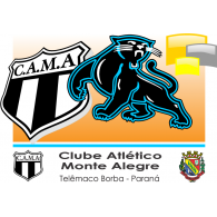 Clube Atlético Monte Alegre logo vector logo