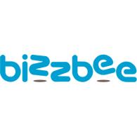 bizzbee logo vector logo