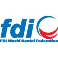 FDI World Dental logo vector logo