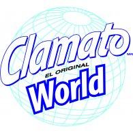 Clamato World logo vector logo