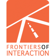 Frontiers of Interaction logo vector logo