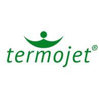 Termojet logo vector logo