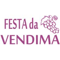 Festa da Vendima logo vector logo