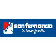 San Fernando logo vector logo