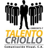Talento Criollo logo vector logo
