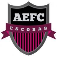 Atlético Escobar Futbol Club logo vector logo