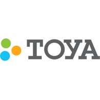 TOYA logo vector logo