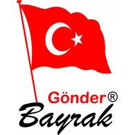Gönder Bayrak logo vector logo