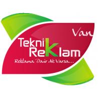 Teknik Reklam logo vector logo