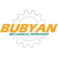 Bubyan Mechanical Workshop logo vector logo