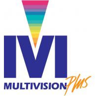 Multivision Plus logo vector logo