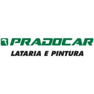 Prado Car logo vector logo