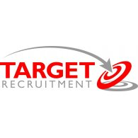 Target Recruitment logo vector logo