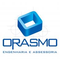 Orasmo Engenharia logo vector logo