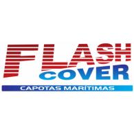 Flash Cover logo vector logo