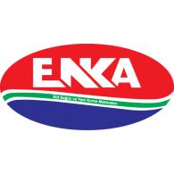 Enka logo vector logo