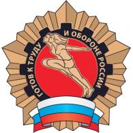 GTO Russia logo vector logo