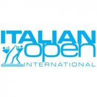 Italian Open logo vector logo