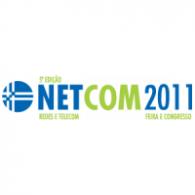 Netcom 2011 logo vector logo
