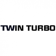 Twin Turbo logo vector logo